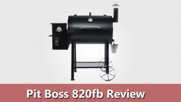 Pit Boss 820fb Review