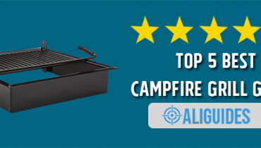 Top 5 Best Campfire Grill Grate