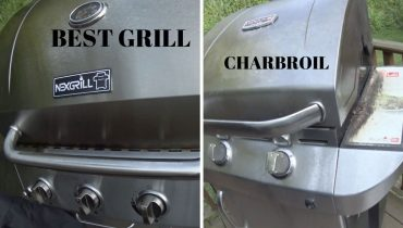 Char-Broil vs Nexgrill