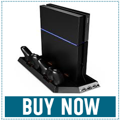 AMIR PS4 cooling fan