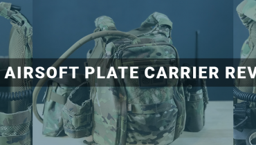 Best Airsoft Plate Carrier Reviews