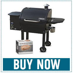Camp Chef PG24 Pellet Smoker Grill - Best Wood Pellet Smoker Grill