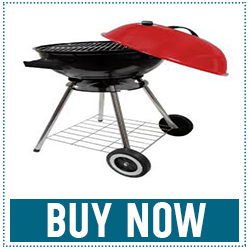 Charcoal Grill 18inch Barbecue Grill and Smoker