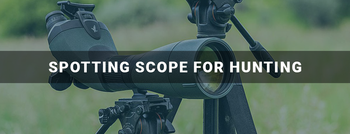 Compact Spotting Scope for Hunting