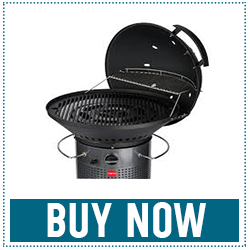 Fuego Element F24C Carbon Steel Gas Grill