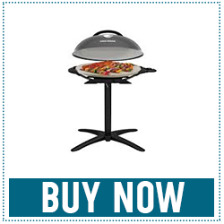 George Foreman Electric Indoor Grill