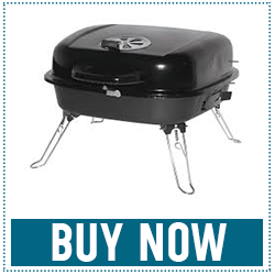 Happybuy Folded Portable Charcoal BBQ Grill