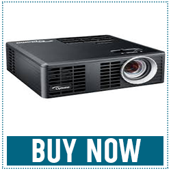Optoma 1080P compact projector