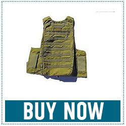 SDS BAE Releasable Body Armor Vest Systems