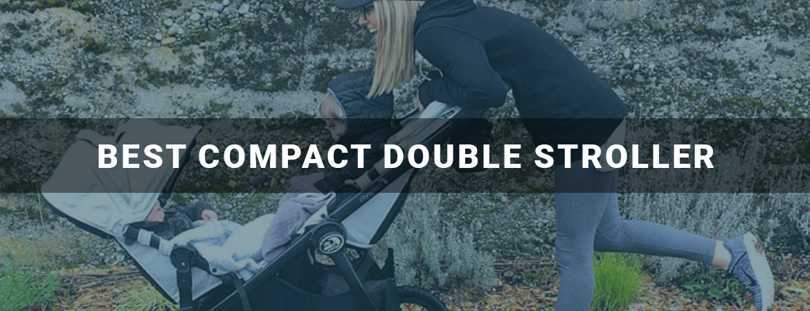 Best Compact Double Stroller