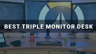 Best Triple Monitor Desk