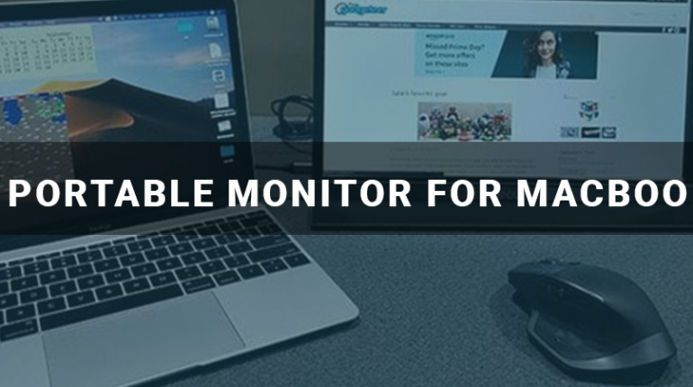 Best portable monitor for MacBook Pro
