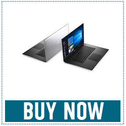 Dell XPS 15 7590 9th generation laptop