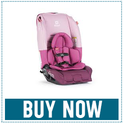Diono Radian 3RX all-in-one Convertible Car Seat Pink