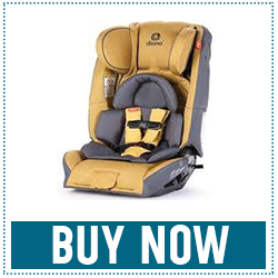 Diono Radian 3RXT All-in-one Convertible Car Seat (Yellow)
