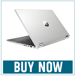 HP Pavilion 13-inch Light and Thin Laptop