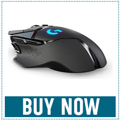 Logitech G502 Wireless Gaming Mouse: