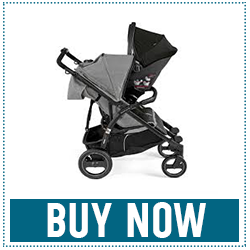 Peg Perego Book For Two Baby Stroller