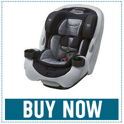 Safety 1st Grow and Go 3-in-1 Convertible Car Seat - Carbon ink
