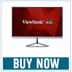 ViewSonic VX24-SMHD Frameless Widescreen IPS Monitor