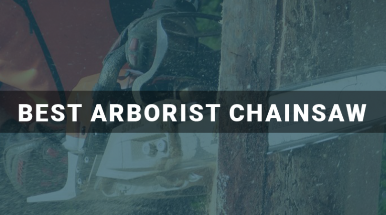 Best Arborist Chainsaw