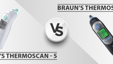 Brauns Thermoscan 5 Vs Brauns Thermoscan 7