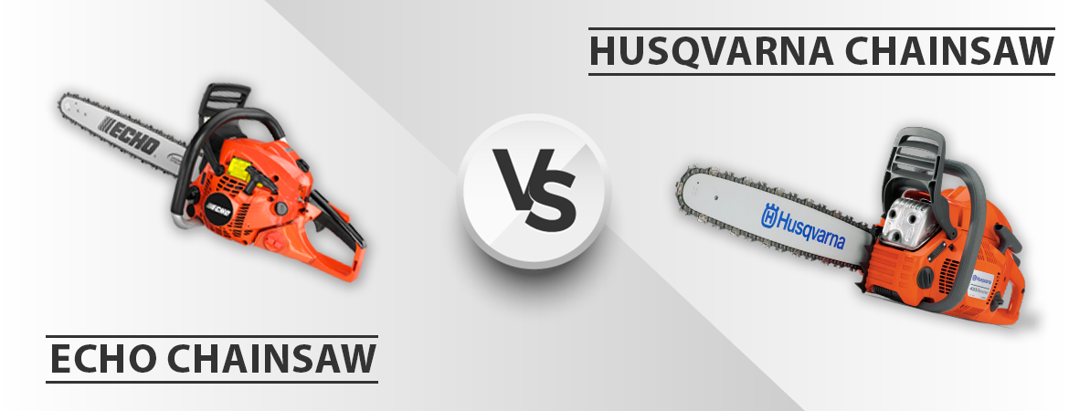 Echo-chainsaw-vs-Husqvarna