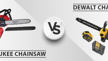 Milwaukee Chainsaw vs Dewalt