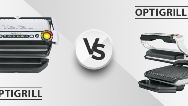 OptiGrill Versus OptiGrill Plus Comparison