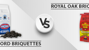 Royal Oak Briquettes Vs. Kingsford Briquettes Comparison