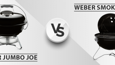 Weber Jumbo Joe Versus Smokey Joe Comparison