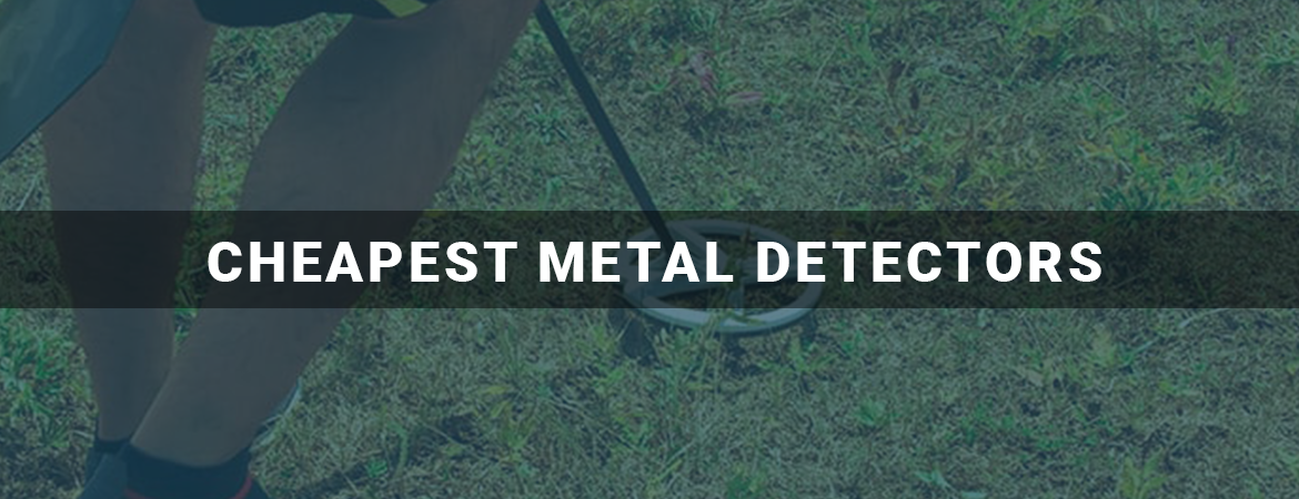 Cheapest Metal Detectors With Ground Balance