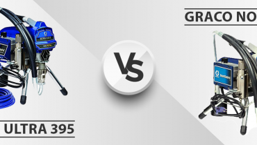 Graco Ultra 395 VS Nova 395 paint sprayer