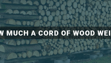 How much does a cord of wood weigh?