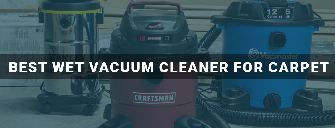 Best Wet Vacuum Cleaner For Carpet