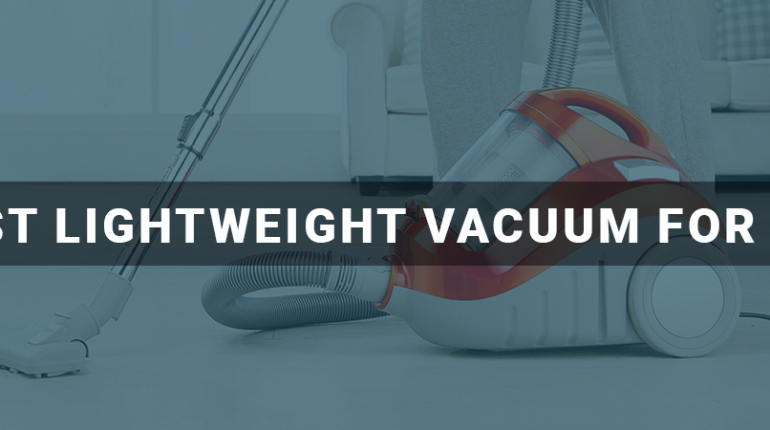 Best Lightweight Vacuum For Pet Hair