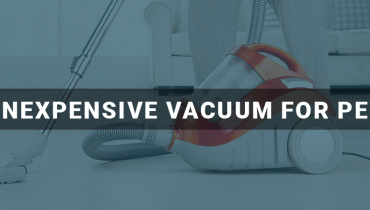 Best Inexpensive Vacuum For Pet Hair